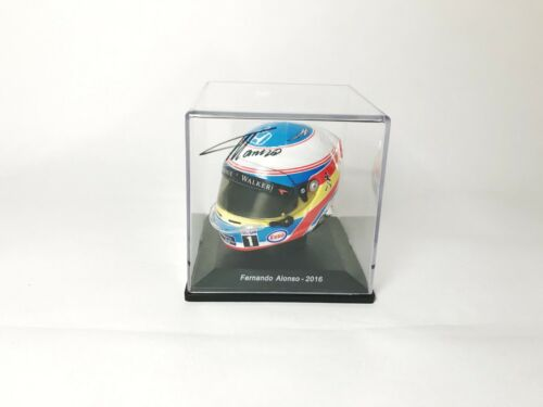 spark Decals Helmet Fernando Alonso 2016 scale 1:5