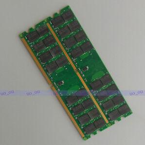 High Density 8GB (2X4GB) DDR2 800 mhz PC2-6400 Desktop Speicher RAM AMD DIMM CPU