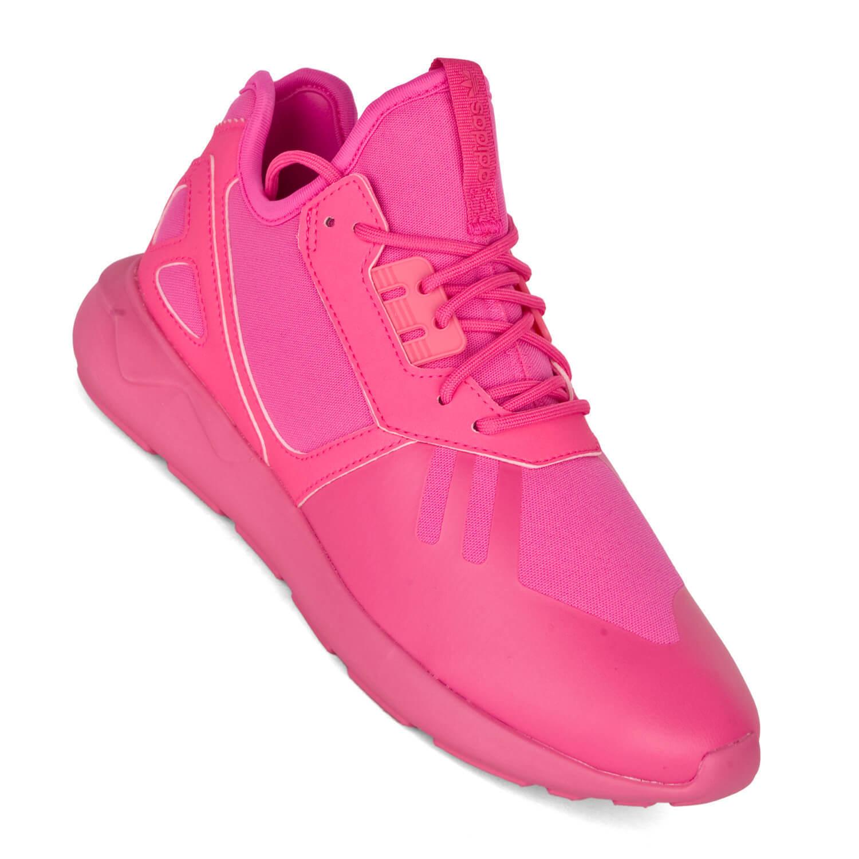 Adidas tubular Runner zapatos de niño Pink-Fahion cortos para damas y Kids