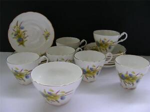 Pretty 19 Piece Tea Set by Royal Ascot - Lockebie, United Kingdom - Pretty 19 Piece Tea Set by Royal Ascot - Lockebie, United Kingdom