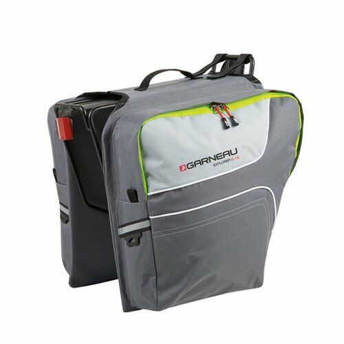 GARNEAU City Explorer B16 Cycling Bag For Pannier , grau