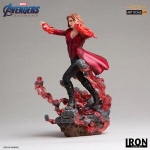 Avengers Endgame Art de la sorcière écarlate Statua Iron Studio (67323) Précommande