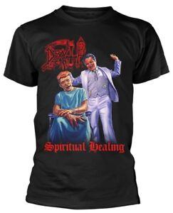 Death-039-Spiritual-Healing-039-T-Shirt-NEW-amp-OFFICIAL