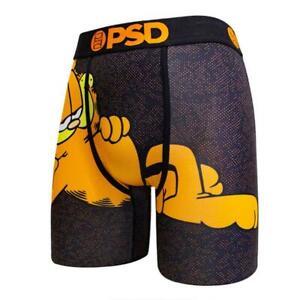 PSD-Underwear-Original-Garfield-Boxer-Briefs-High-Quality-No-Ride-Up-Sports