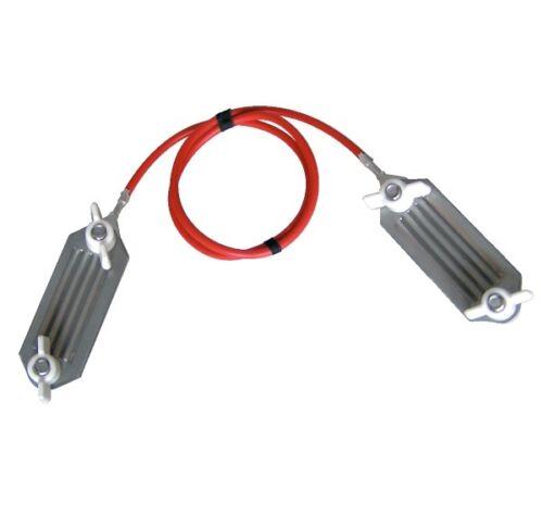 HORIZONT Kabellänge 50cm Bandverbindungskabel schraubbar für Bänder bis 40mm