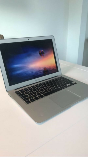 MacBook Air, 2015 Macbook Air, 1.6 GHz, 4 GB ram, 128 GB…