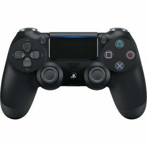 Sony PlayStation 4 Dual-shock 4 Controller, Black, Brand New Warranty