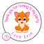 Personalised-Cat-Kitten-Animals-Birthday-Thank-You-Party-Stickers-Sweet-Cones thumbnail 1