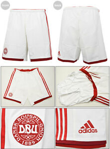 Details zu Adidas Herren Trainingshose Laufhose Fußball Hose Sport DBU Denmark Dänemark