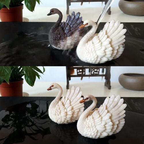 chinesische Teekanne Yixing Zisha Tee Haustiere Swan Art Kung Fu Tee Set