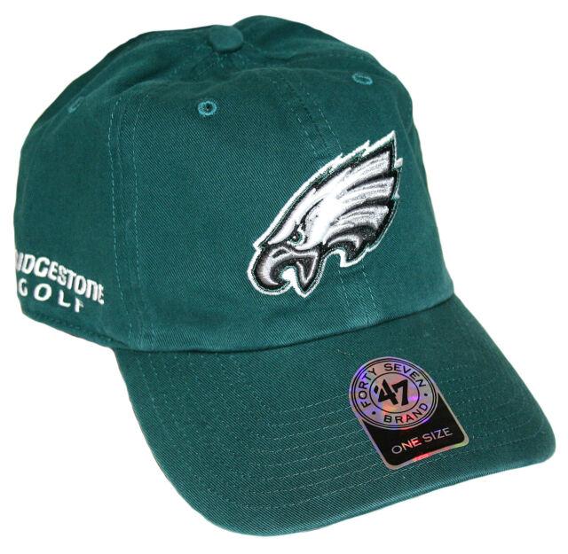b0e7e56d80e Bridgestone NFL Cap Philadelphia Eagles-mascot 47 BRAND