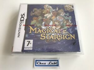 Magical-Starsign-Nintendo-DS-PAL-FAH-Neuf-Sous-Blister