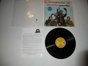 The-Lovin-039-Spoonful-Big-Boy-Now-Stereo-039-67-Analog-EXC-1st-USA-ULTRASONIC-Clean