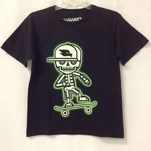 Boy-039-s-TONY-HAWK-T-shirt-LARGE-L-12-14-Tee-Black-Gray-Blue-Green
