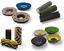 Flachdraht 2,80 mm Seitenbesen für Kärcher KMR 1700 Gemischt Poly 2,40 mm