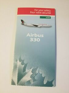 AIR-CANADA-AIRLINES-2008-A330-SAFETY-CARD-11-X-5-1-2-IN-EXCELLENT-CONDITION