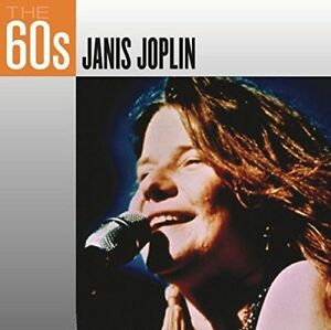 Janis-Joplin-The-60-039-s-Janis-Joplin-New-amp-Sealed-CD