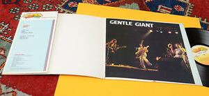 GENTLE-GIANT-LP-TOP-PROG-ITALY-MINT-UNIQUE-COVER-AND-BOOKLET