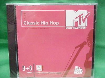 Classic Hip Hop~~MTV Karaoke~5102 ~ Rapper's Delight ~ Push It ~  CD+G~~RARE~USED 47237510223 | eBay