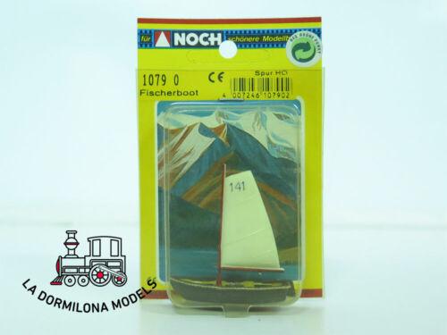 c238 Noch 10790-Decoration h0 fischerboot//Fishing Boat-new