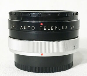 *EXC+++++* Kenko Auto CF1 Teleplus 2X for Canon FD Mount from JAPAN