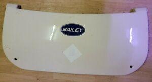 Bailey caravan gas locker door