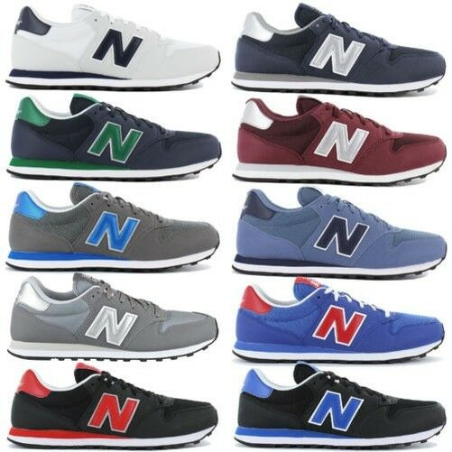 New Balance Classic Men's Men's Men's shoes GM500 Sneaker 500 Sneakers Leisure New bbeb74