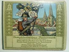 Scholz' Vaterländische Bilderbücher, Scholz Kinderbücher, Angelo Jank,