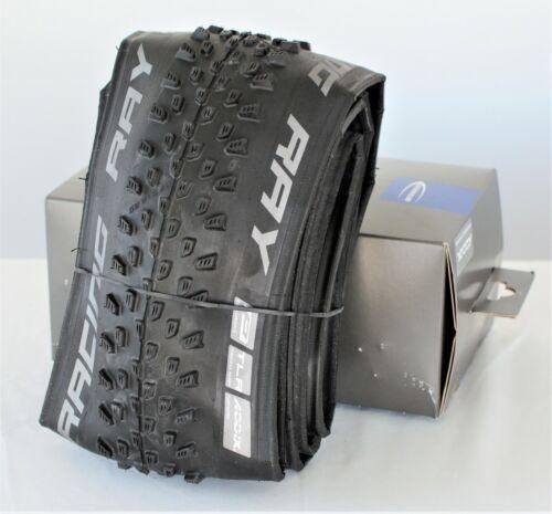 NEW Schwalbe Racing Ray Tire 27.5 x 2.25 Folding Bead Performance Line Addix