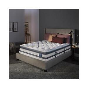 Serta Sleeper Luxury Hybrid Glenmoor Firm Pillow Top King Mattress