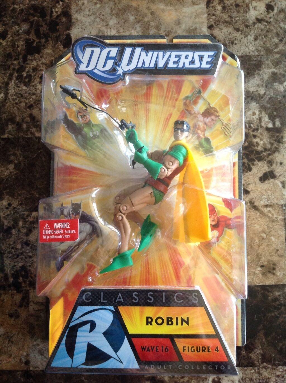 Dc - universum klassiker robin action - figur