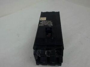SQUARE D, Q1380, CIRCUIT BREAKER, 80 AMP, 3 POLE, 240 VAC, TYPE Q1, D15K 1