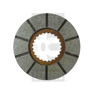 "Case Brake Disc Part WN-1975466C1 7/"" x 3.19/"" x 24 Spline for Tractor 400 500 730"