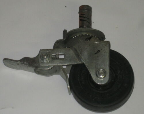 "5/"" Faultless Caster #1100-S with Brake and Lock  ~USED~"
