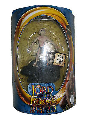 Lord of the Rings Gollum figurine ROTK MARVEL