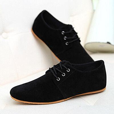 Herren Modische Schuhe England atmungsaktiv Freizeit Leinen Sneakers Laufschuhe