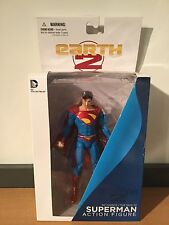 MOC Dc Comics Earth 2 The New 52 Superman Action Figure
