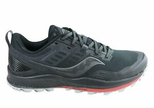 Brand-New-Saucony-Mens-Peregrine-10-Comfortable-Trail-Running-Athletic-Shoes