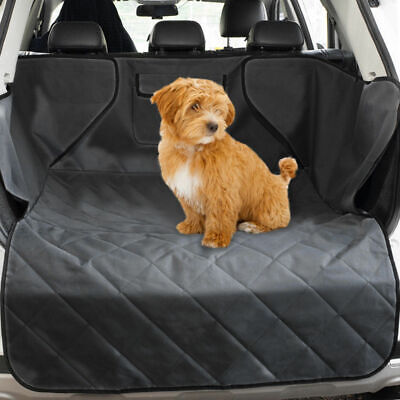 Quilted Pet Dog Heavy Duty Boot Liner Protector For Suzuki Vitara 2015 onwards