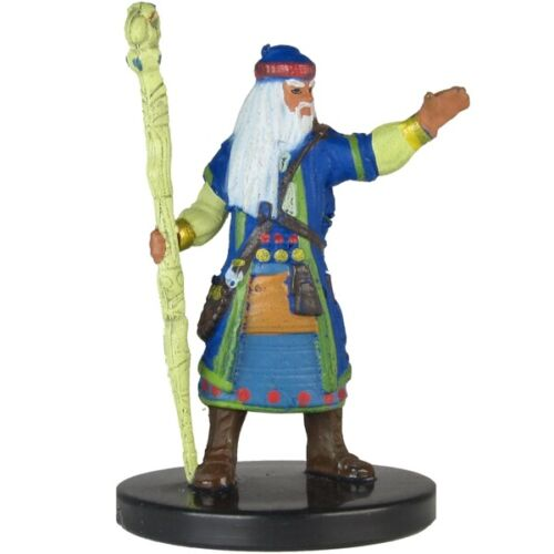 Archmage Waterdeep Dungeon of the Mad Mage #33 D/&D Miniature Mini