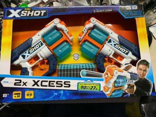 ZURU X-SHOT  zuru x shot 36343  Blaster spielzeig Kanone   3,0 662m1