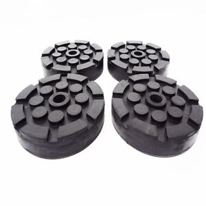 QUALITY-LIFT-ROUND-RUBBER-PADS-for-OLDER-STYLE-QUALITY-LIFTS-SET-OF-4-26K25030