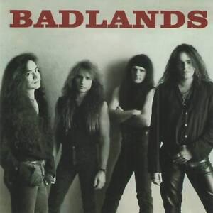 BADLANDS-BADLANDS-S-T-Self-Titled-1-Bonus-1989-RARE-CD-Jewel-Case-GIFT