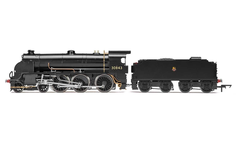 Hornby r3060 peppercorn a1 4-6-2 namens  tornado 60163 british railways grne oo