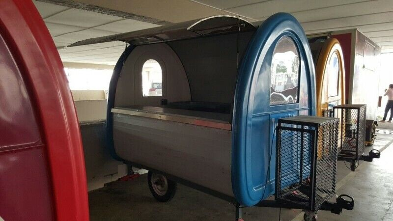 Food Trailer From R18000