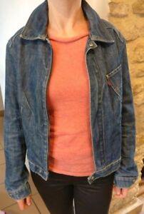 S Taille Jeans Femme Veste Levis xqFUY8wx