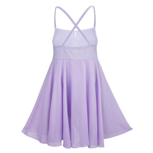 Toddler Girl Ballet Dress Toddler Child Leotard Tutu Skirt Dance wear Costume