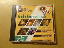 CD / GOUDEN FAVORIETEN PARADE - DEEL 2 (RIA VALK, RITA CORITA, WILLEKE ALBERTI)
