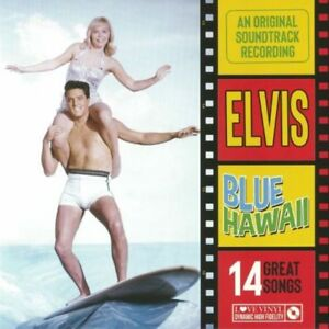 Elvis-Presley-Blue-Hawaii-Soundtrack-Vinyl-Album-LP-New-Gift-Idea-Record