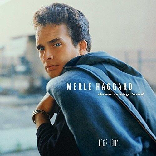 Merle Haggard - Down Every Road 1962-1994 [New CD]